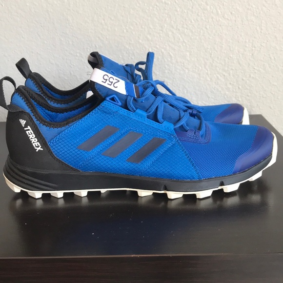adidas Terrex Agravic Speed Trail Running 255 NWT